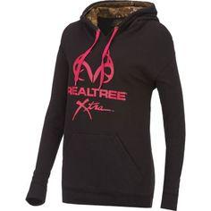 Realtree Women's Pullover Hoodie
