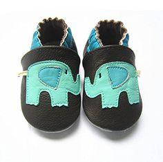 iBaste Premium Baby Leder Lauflernschuhe Krabbelschuhe Rutschfest Babyschuhe Baby Schuhe Eichhörnchen 6 bis 24 Monate - http://on-line-kaufen.de/ibaste-9/ibaste-premium-baby-leder-lauflernschuhe-baby-6