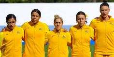 Matildas squad announced for Tournament of Nations Female Football Player, Football Players, Sport Room, Olympic Team, Makeup Goals, Matilda, Goat, Olympics, Squad