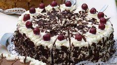 Cem anos do bolo Floresta Negra
