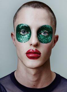 creative makeup – Hair and beauty tips, tricks and tutorials Makeup Clown, Male Makeup, Makeup Art, Beauty Makeup, Halloween Face Makeup, Circus Makeup, Scarecrow Makeup, Makeup Inspo, Makeup Inspiration