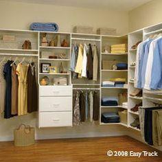 closet organizations