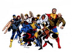 X-Men 1980
