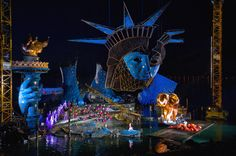 Bregenz Festival, is a performing arts festival which is held every July and August in Bregenz, Austria. 2010