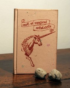 Care of Magical Creatures Cuadernos, Libros, Habitación De Harry Potter,  Criaturas Mágicas, 9c34aa4e02