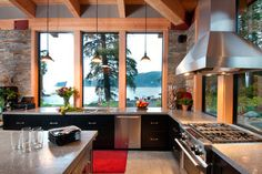 Like everything about this kitchen design