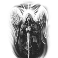 Create a modern take on St. Michael the Archangel for my tattoo Tattoo contest design Armor Sleeve Tattoo, Realistic Tattoo Sleeve, Forearm Sleeve Tattoos, Angel Sleeve Tattoo, Angel Warrior Tattoo, Guardian Angel Tattoo, Angel Tattoo Men, Archangel Michael Tattoo, St Michael Tattoo