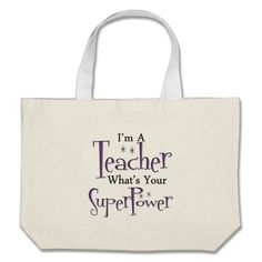 Super Teacher Bag.  For my teacher friends!   Love it!
