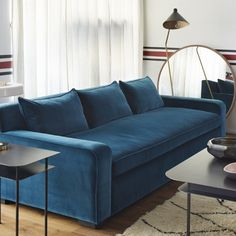 great fabric, Luna Sofa