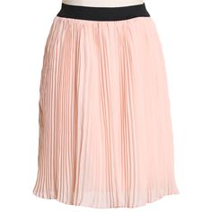 Cute skirt. I think it would look great with black tights and black chunky heels.