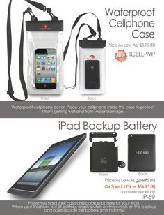 iphone and ipad accessories