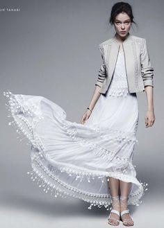 Amazon Fashion  S/S 2016 - Coco Rocha