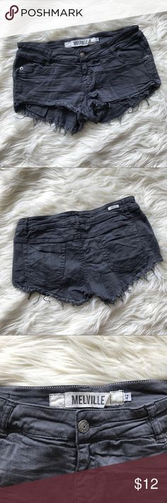 🛍🎉Brandy Melville Shorts 🛍🎉Brandy Melville Shorts. I believe this is equivalent to a size M.   ♡ Pre-loved. Excellent Condition ✖️No Trades ☆ Authentic 。◕‿◕。 βundle and Save! Brandy Melville Shorts Jean Shorts