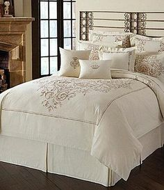Luxury Hotel Versailles Bedding Collection #Glimpse_by_TheFind