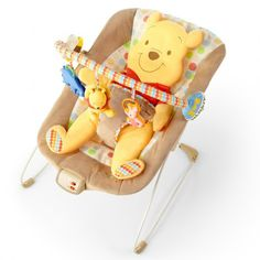 Winnie the Pooh Bouncer - I love this too!!!