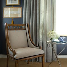 Fantastisch Navy Walls Oak Furniture Design, Pictures, Remodel, Decor And Ideas   Page  12