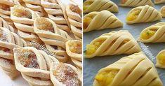 Portakal dolgulu kurabiye tarifi, tıpkı elmalı kurabiye gibi hazırlanıyor. Lezzeti harika, yapılışı kolay bir tarif. Eminiz herkesin beğenisini kazanacak bir tariftir. Şimdi kurabiye tarifi Cookie Recipes, Snack Recipes, Dessert Recipes, Snacks, Xmas Desserts, Great Desserts, Serbian Recipes, Turkish Recipes, Ramadan Recipes
