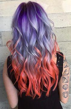 """cute-colored-hair: """"COLORED HAIR BLOG  """""""