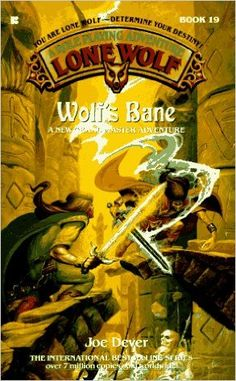Wolf's Bane (Lone Wolf): Joe Dever: 9780425149768: Amazon.com: Books