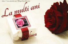 Raluca La multi ani! - Felicitari de la multi ani pentru Raluca - mesajeurarifelicitari.com Gift Wrapping, Gifts, Gift Wrapping Paper, Presents, Wrapping Gifts, Favors, Gift Packaging, Gift