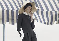 Moderne Modepoesie - Vogue Germany December 2014, via Visual Optimism