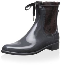 Igor Women's Urban Serpiente Short Rain Boot -- Continue to the product at the image link.
