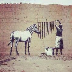 Hey Lady, hang my stripes up for a while too? :P
