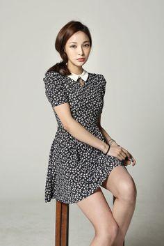 Romantic Flower Collar Dress