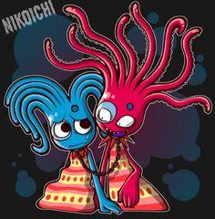 More hairdresser Octopuss