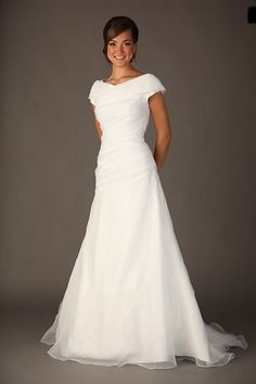 15 modest wedding dresses beautiful by greta