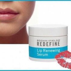Plumps without tingling or burning. It's thick and stays on for a long time without being sticky. The Lip Renewing Serum helps keep pigment in your lips reduces fine lines and wrinkles and is ultra hydrating. This is a summertime fresh face must-have! #summertime #lips #rodanandfields #rfroadto1 by bbovier11