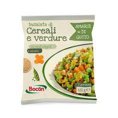 Cereali integrali e verdure in un mix leggero e saporito