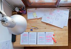 10 Good Study Habits