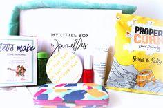 Journelles My Little Box August 2016 Unboxing Essie Spa Proper Corn Lancome-013