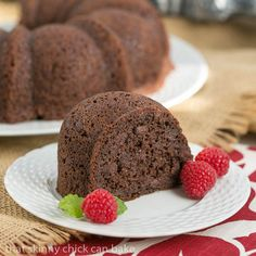 This moist, dense chocolate cake is a snap to fix. Kahlua Bundt Cake is still my go-to recipe when I need a quick, yet decadent, dessert.