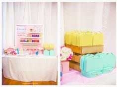 """Lia's """"You are My Sunshine"""" Themed Party – Activities"""