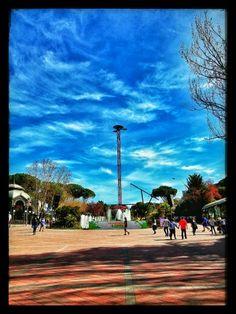 Gran Avenida del Parque de Atracciones