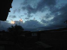 Sunset in Valentina