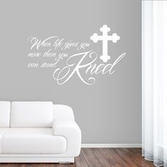 Sweetums Kneel Wall Decal 52-inch Wide x 32-inch Tall