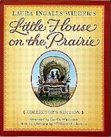 Westward Ho!  Little House on the Prairie craft suggestions