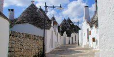 Trullidea - Agriturismo i Alberobello i Apulien - Italien