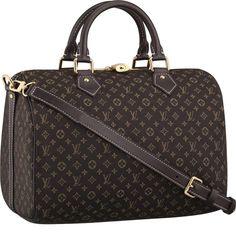Louis Vuitton Speedy 30 With Strap M56702