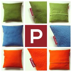 Eco friendly cat pillows. Www.pussa.nl