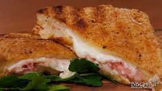 Mozzarella in carrozza - BBQ4All.it
