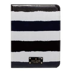 Love this!! Not as much as the Kate Spade New York Charm iPad covers but it's still really cute. :)