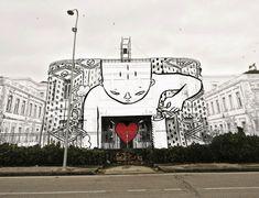Murals for B.art par Millo