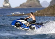 saw one of these at the Detroit Auto Show. Awesome. But $40K >>> 50 mph Quadski converts from Jetski to ATV in five seconds
