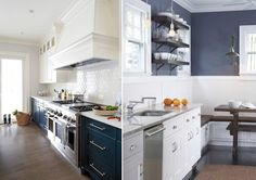 Live Creating Yourself.: Belle: Going Blue in the Kitchen