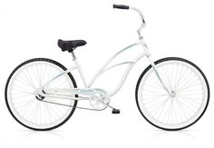 Electra Cruiser 1 Pearl White ladies