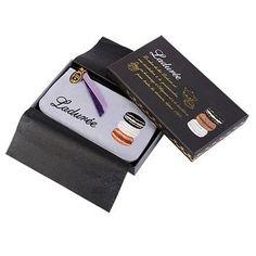 Ladurée make-up bag